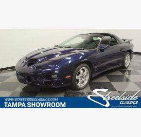 2001 Pontiac Firebird for sale 101090821