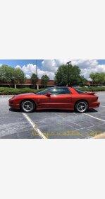 2001 Pontiac Firebird for sale 101336885