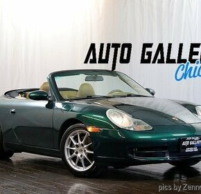 2001 Porsche 911 Cabriolet for sale 101046100