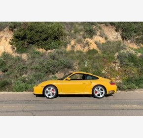 2001 Porsche 911 Turbo Coupe for sale 101092934