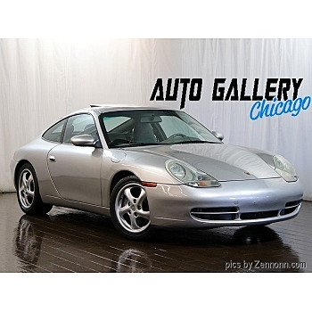 2001 Porsche 911 Coupe for sale 101142390