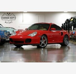 2001 Porsche 911 Turbo Coupe for sale 101173627