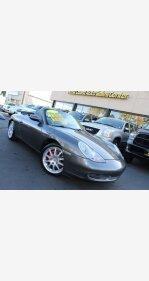 2001 Porsche 911 Cabriolet for sale 101182319