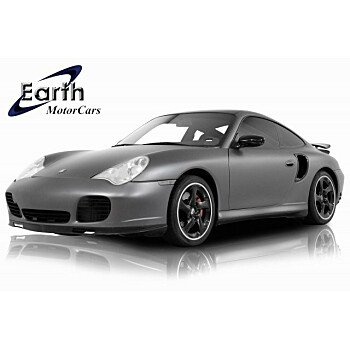 2001 Porsche 911 Turbo Coupe for sale 101237785