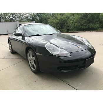 2001 Porsche 911 Coupe for sale 101301449