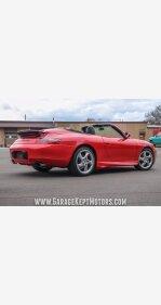 2001 Porsche 911 Cabriolet for sale 101313564