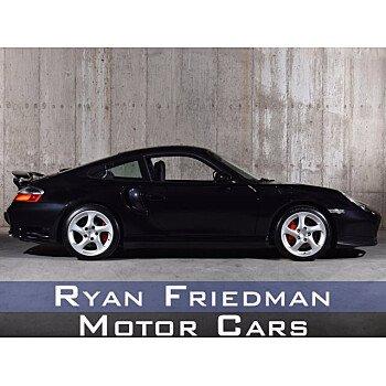 2001 Porsche 911 Turbo for sale 101347858