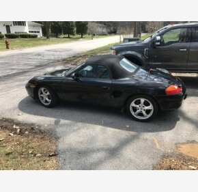 2001 Porsche Boxster for sale 101138659