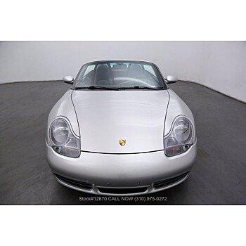 2001 Porsche Boxster for sale 101391773