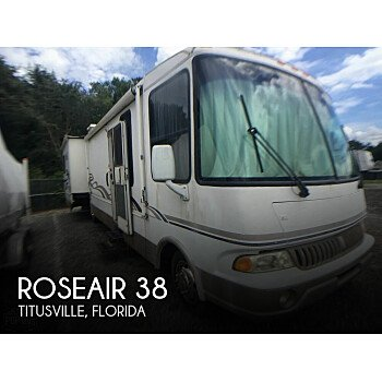 2001 Rexhall RoseAir for sale 300181634