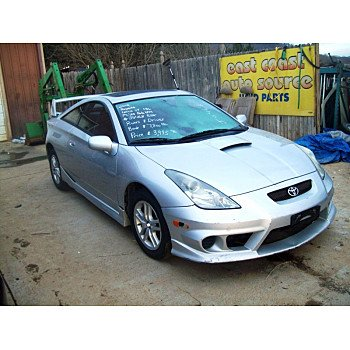 2001 Toyota Celica GT for sale 100292554