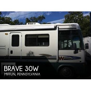 2001 Winnebago Brave for sale 300186912
