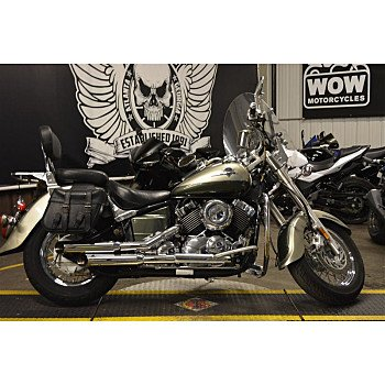 2001 Yamaha V Star 650 for sale 200702790