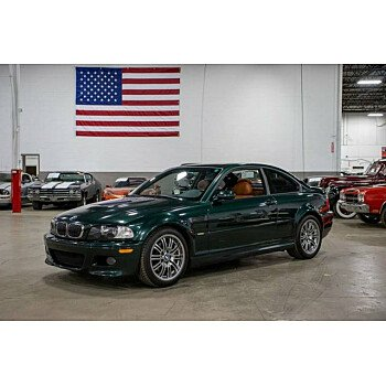 2002 BMW M3 Coupe for sale 101299697