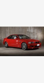2002 BMW M3 Coupe for sale 101407044