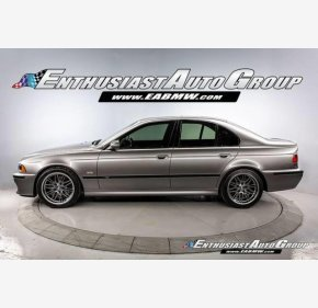 2002 BMW M5 for sale 101282469