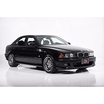 2002 BMW M5 for sale 101409580