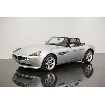 2002 BMW Z8 for sale 101044322