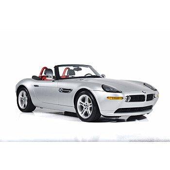 2002 BMW Z8 for sale 101370083