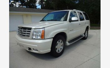 2002 Cadillac Other Cadillac Models for sale 101411898