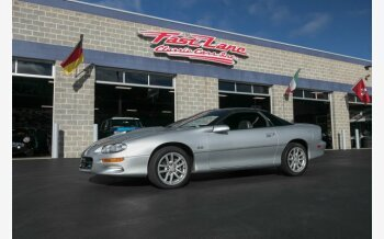 2002 Chevrolet Camaro Z28 Coupe for sale 101074805