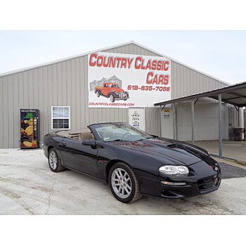 2002 Chevrolet Camaro for sale 101095963
