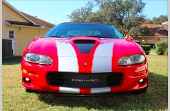2002 Chevrolet Camaro Z28 Convertible for sale 100755191