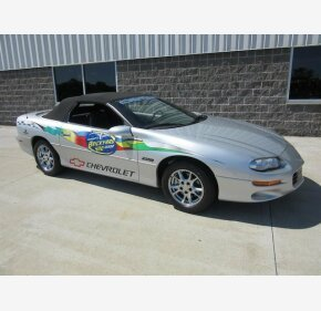 2002 Chevrolet Camaro Z28 Convertible for sale 101001567