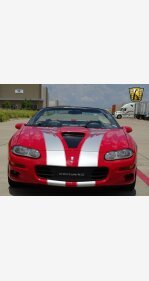 2002 Chevrolet Camaro Z28 Convertible for sale 101002636
