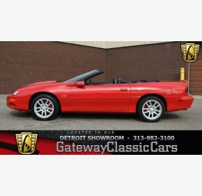 2002 Chevrolet Camaro Z28 Convertible for sale 101035727