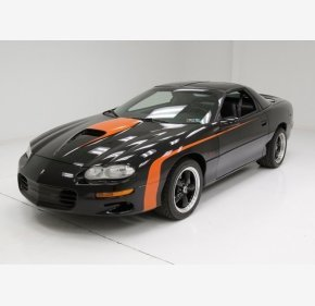2002 Chevrolet Camaro Z28 Coupe for sale 101070804