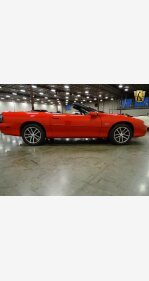 2002 Chevrolet Camaro Z28 Convertible for sale 101080202