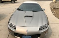 2002 Chevrolet Camaro Z28 Convertible for sale 101167906
