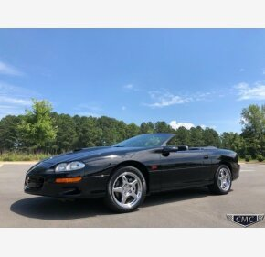 2002 Chevrolet Camaro Z28 Convertible for sale 101186247