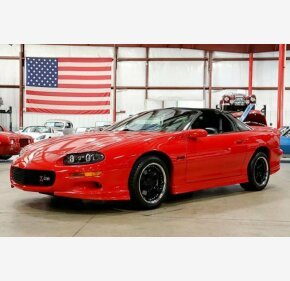 2002 Chevrolet Camaro Z28 Coupe for sale 101202557