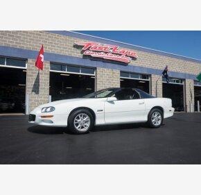 2002 Chevrolet Camaro Z28 Coupe for sale 101225165