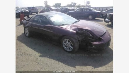 2002 Chevrolet Camaro Coupe for sale 101233998