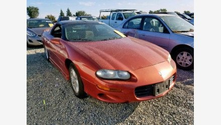 2002 Chevrolet Camaro Coupe for sale 101236312