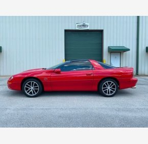 2002 Chevrolet Camaro for sale 101331950