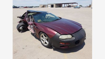 2002 Chevrolet Camaro Coupe for sale 101345025