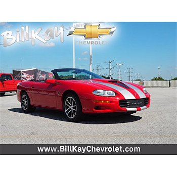 2002 Chevrolet Camaro for sale 101350751
