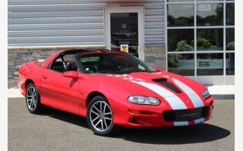 2002 Chevrolet Camaro Z28 Coupe for sale 101355799
