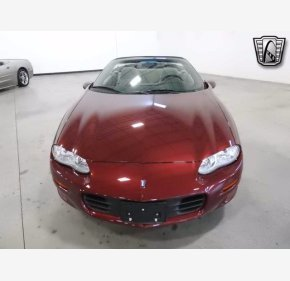 2002 Chevrolet Camaro Z28 for sale 101386419