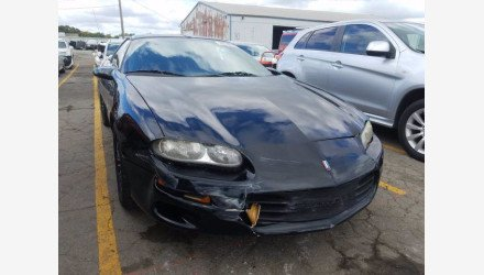 2002 Chevrolet Camaro Coupe for sale 101395151