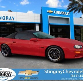 2002 Chevrolet Camaro Z28 for sale 101412640