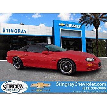 2002 Chevrolet Camaro Z28 for sale 101412640
