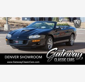2002 Chevrolet Camaro for sale 101461370