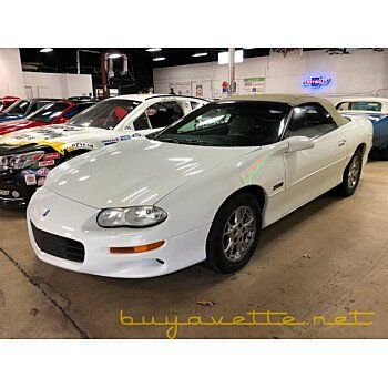 2002 Chevrolet Camaro Z28 for sale 101465610