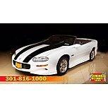2002 Chevrolet Camaro for sale 101483879