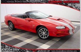 2002 Chevrolet Camaro for sale 101507318